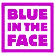 Blueintheface