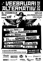 Veebruari Alternatiiv 2012